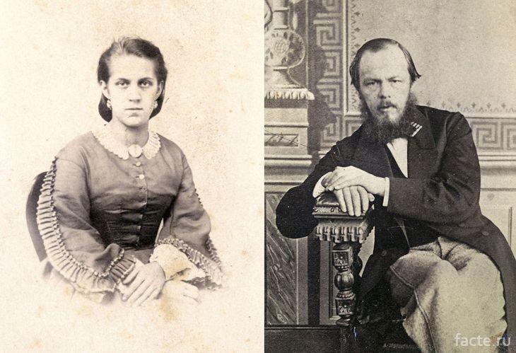 Достоевский и Сниткина