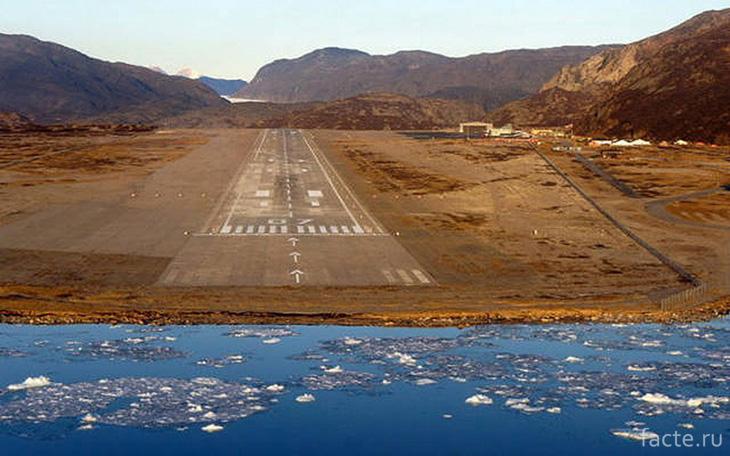 Гренландия. Нарсарсуак