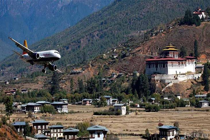 Бутан. Паро