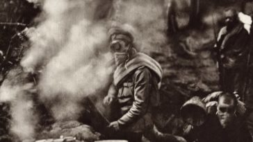 Горчичный газ в Первой мировой войне