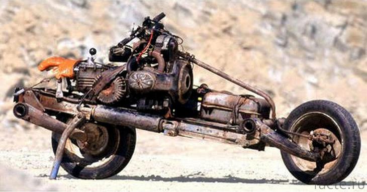 Мотоцикл Эмиля Лере