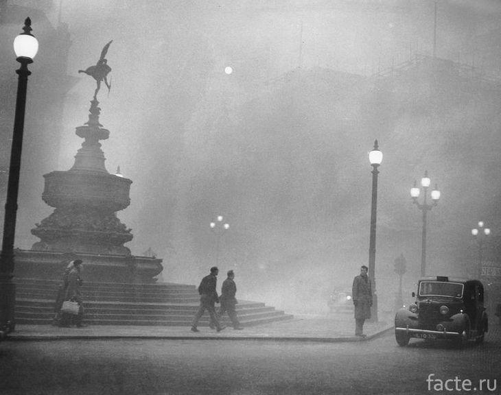Лондонский смог 1952 года