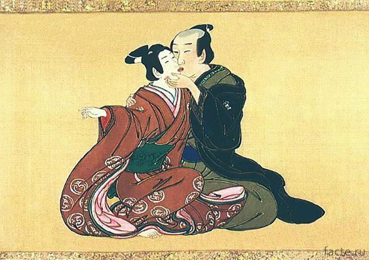 Японские гостевые браки