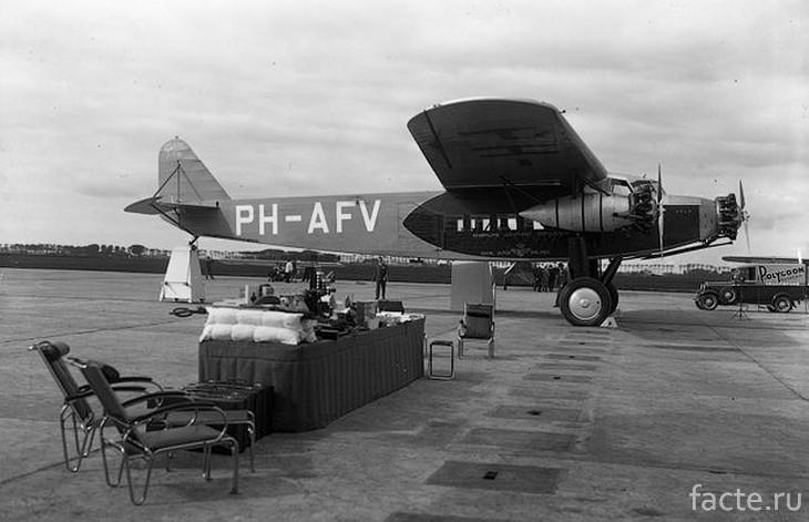 Как поменялись интерьеры самолетов за 100 лет: от роскоши к минимализму