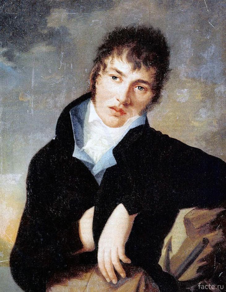 Федор Иванович Толстой (Американец)