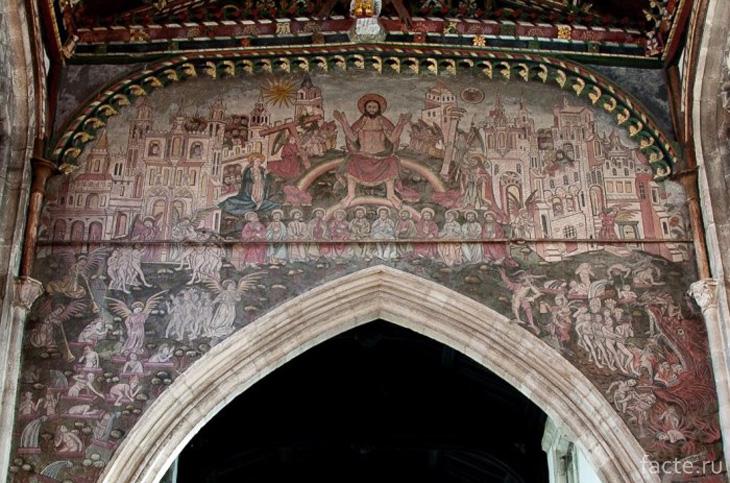 Церковь Святых Томаса и Эдмунда