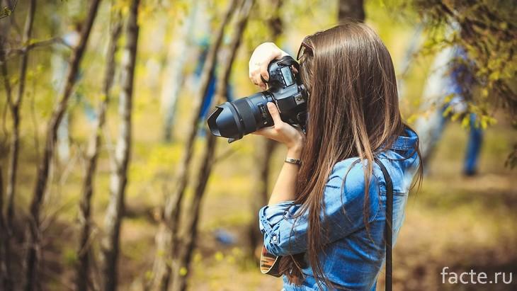 Фотографировать