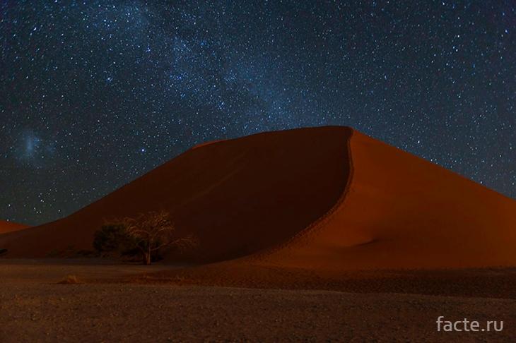 песок и звезды