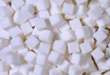 сахар кусочки