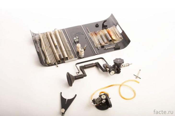 Набор мелких инструментов