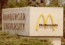 университет макдональдс
