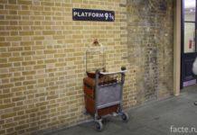 литературные места лондона