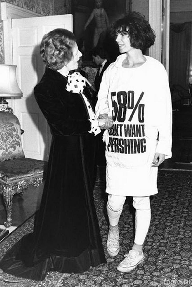 Мода 80-ых