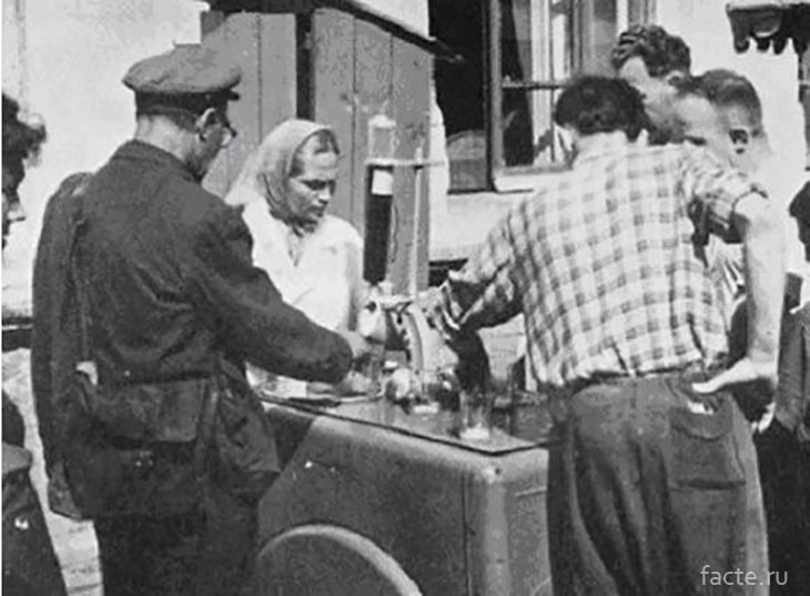История газировки