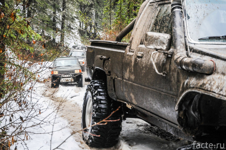 AWD или 4WD?