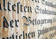 Немецкий готический шрифт