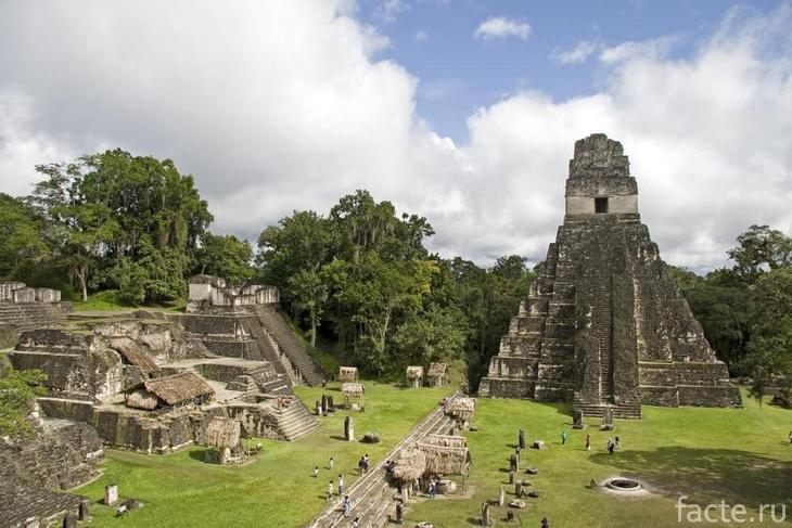 Гватемала. Тикаль