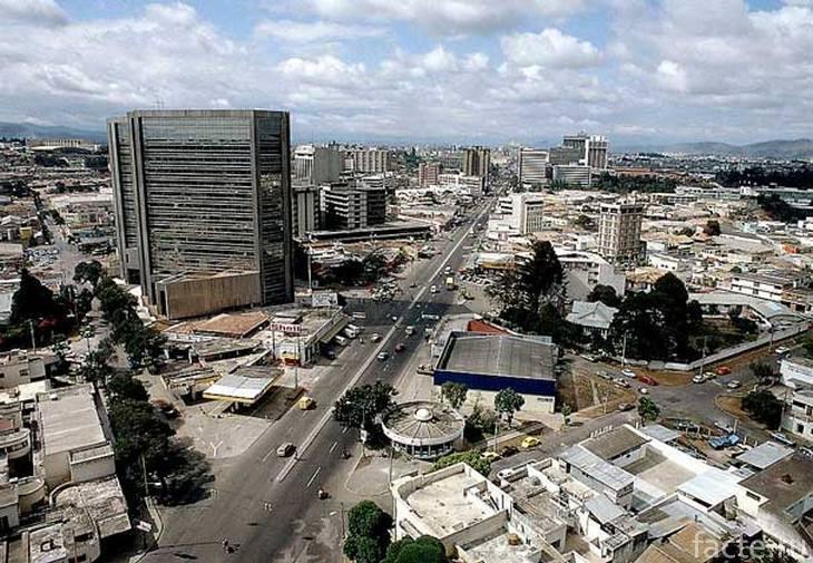 Гватемала. Столица