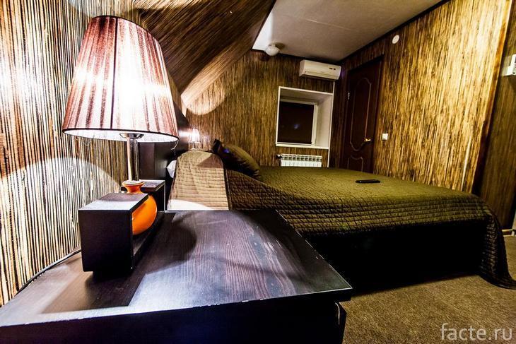 Комната в мотеле
