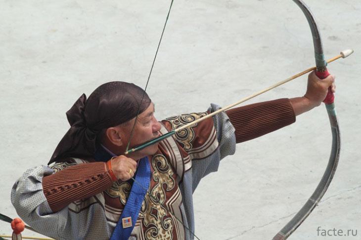 Монгольский лучник