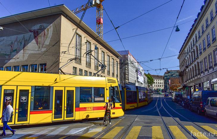 Пригородный трамвай