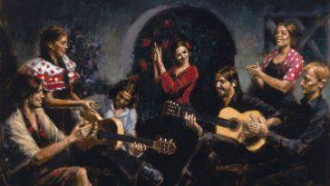 История-стиля-«фламенко»
