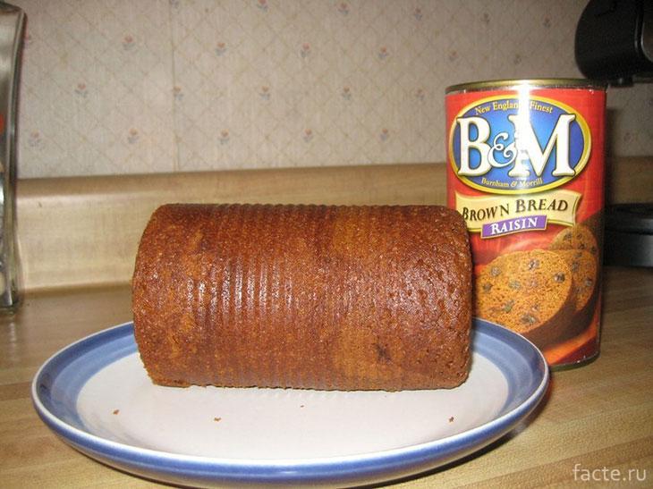 Консервированный хлеб