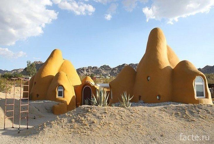 Пустынные купола