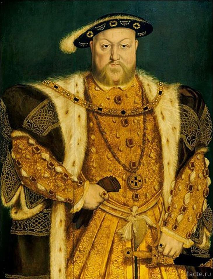Король-Англии-Генрих-VIII