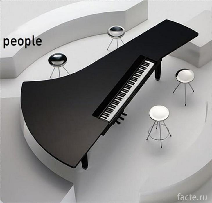 Концертный рояль Yamaha