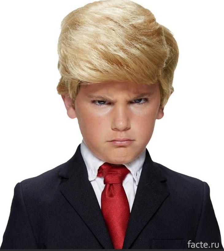 парик трамп