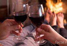 Вечер с вином