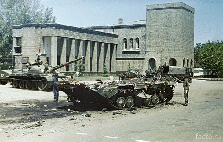 Афганистан. Революция