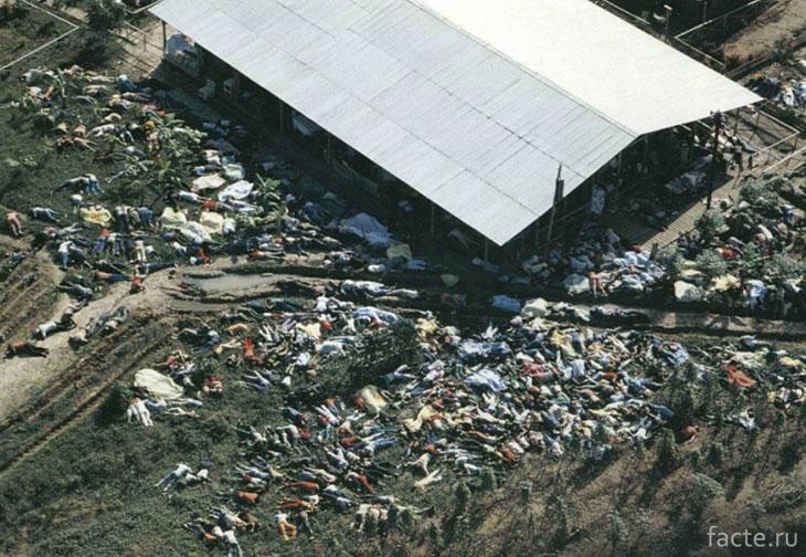18 ноября 1978 г. в Джонстауне