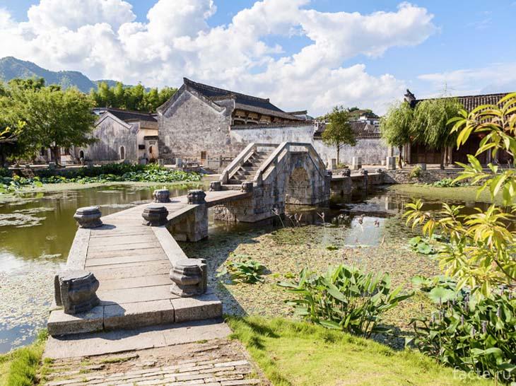 Деревня Хунцунь