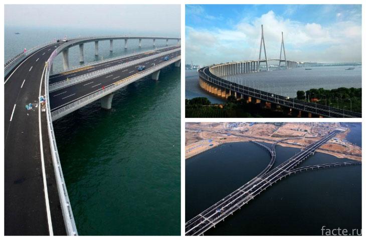 Циндаоский-мост