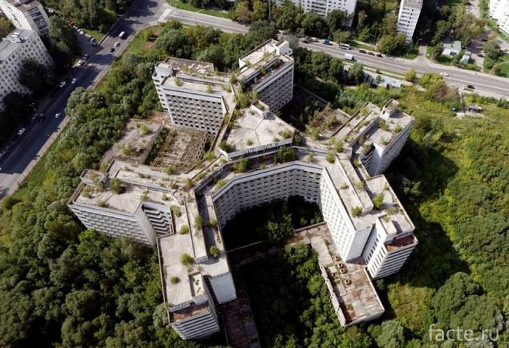 больницв