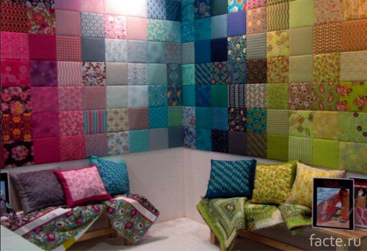 Текстильная плитка