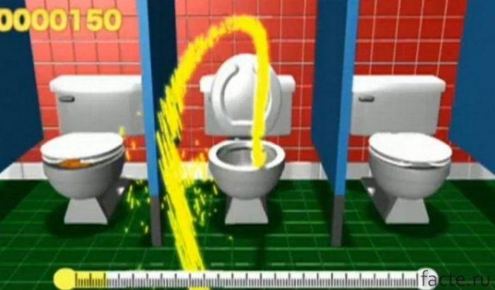 Симулятор туалета