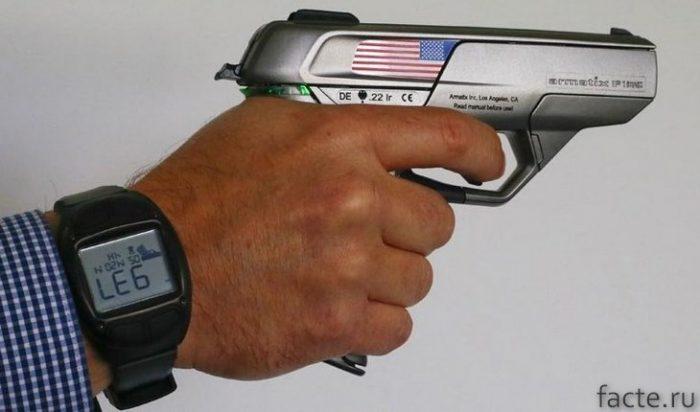Электронный пистолет