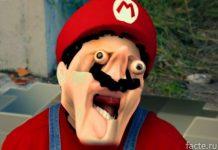 Марио-фрик