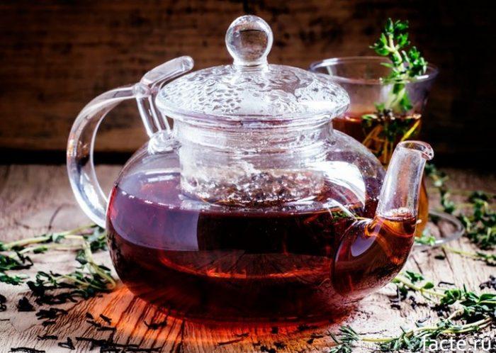 чай водный дух