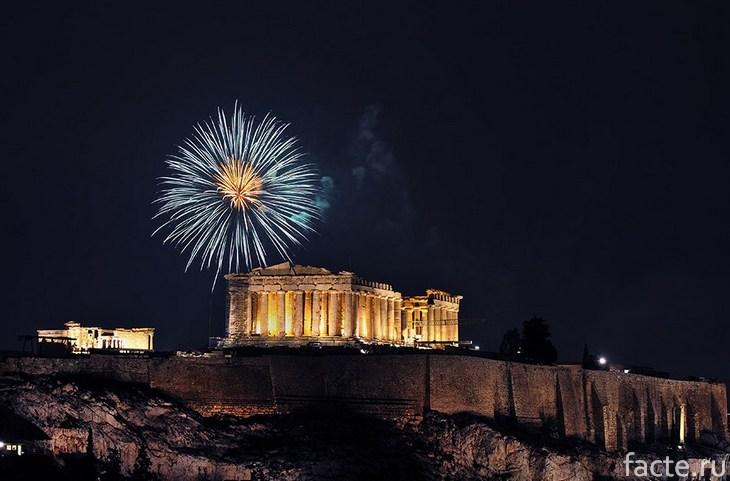 Греция НГ