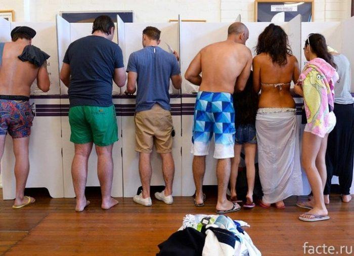 Выборы в Австралии