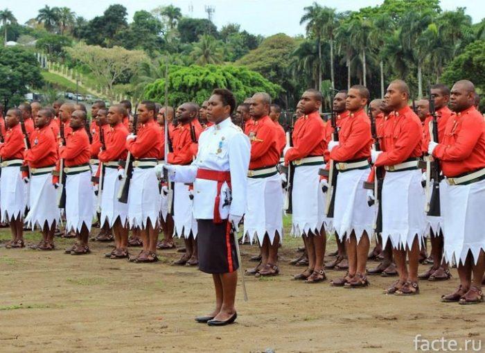 Армия Фиджи