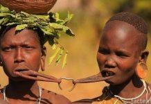 Странные традиции Африки