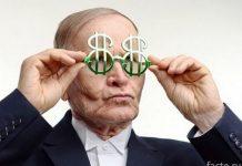 Долларовые очки