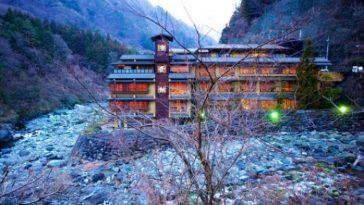Отель «Нишияма Онсен Кейункан»
