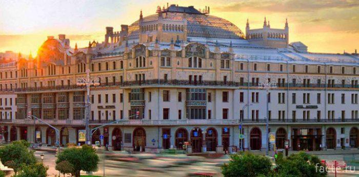 Гостиница-Метрополь-в-Москве