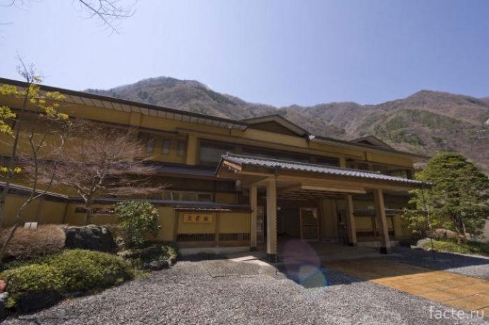 Старейший в мире отель